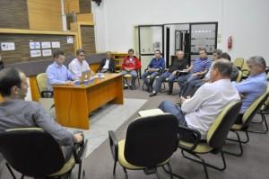 Assembleia reuniu diretores e associados do sindicato
