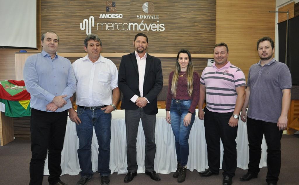 Reunião da Comissão Organizadora tratou sobre os ajustes finais da Mercomóveis 2017