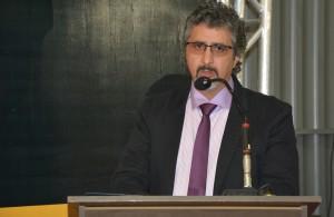 Presidente da AMOESC/SIMOVALE, Osni Verona, falou das boas expectativas para a feira
