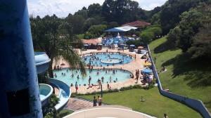 O parque está localizado no Distrito Marechal Bormann, a 12 km do centro de Chapecó e oferece completa estrutura em 96 mil m²