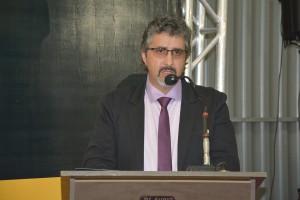 Osni Verona, presidente da Amoesc/Simovale