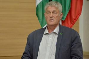 Vice-presidente da Amoesc e Simovale, Waldemar Antonio Schmitz