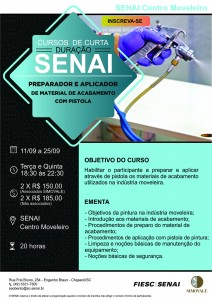 Preparador e Aplicador_SENAI CM